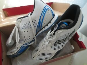 saucony Sport Herren Schuhe Laufschuhe mit Spikes Gr. 44,5  /  US 10,5 SPIKE 2