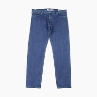 Lacoste Mens Slim Fit Medium Wash Blue Denim Jeans Waist 42 Leg 34 BNWT New Big