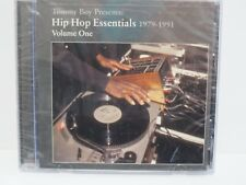 TOMMY BOY PRESENTS ~ HIP HOP ESSENTIALS 1979 -1991 ~ VOLUME ONE ~ NEW CD