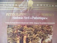 Klassik Edition  Tschaikowsky + Bach, Reger, Liszt  2 LP Set NEU OVP