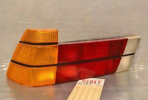 1987-1988 Alfa Romeo Milano Left Driver Genuine OEM tail light 17 4C4