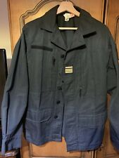 French Fire Fighter Jacket (Obsolete 1994 Issue) - VG+ with Authentic Patch