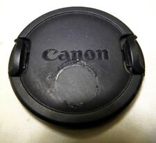 Canon 51-52mm Lens Front Cap Snap on for Powershot