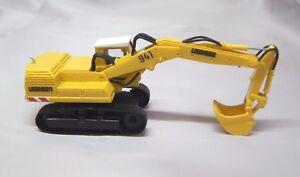 1/87 Excavator Liebherr 941 - Handbuilt Resin Model