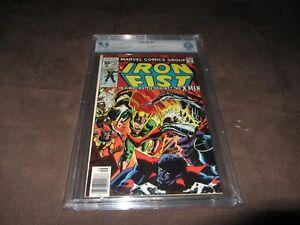 Iron Fist 15 CBCS 9.6 NM+, 1st J. Byrne on X-Men, 1st Bushmaster (Marvel 1977)