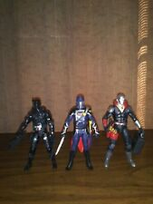 Hasbro G.I. Joe Classified Series 02 Snake Eyes Destro Cobra Commander Loose lot