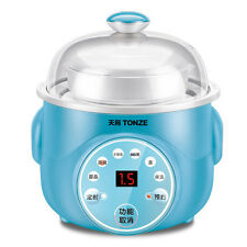 1L Mini Electric Slow Cooker Stew Conjee Soup Cooker stew cooker 隔水电炖锅  保本促销款