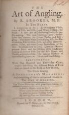 R M D Brookes / The Art of Angling 1770