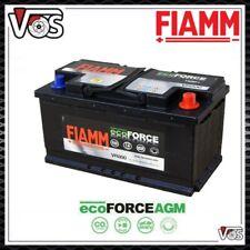 BATTERIA AUTO FIAMM VR800 ecoFORCE AGM START&STOP 80Ah 800A 315x175x190