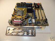 ASUS P5GL-MX rev.1.02 Socket LGA 775 Motherboard +CPU 3GHz +RAM 512Mb+I/O