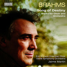 Johannes Brahms : Brahms: Song of Destiny CD (2017) ***NEW***