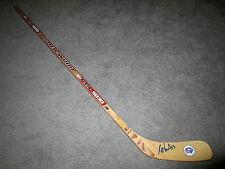 SCOTT HARTNELL Columbus Blue Jackets SIGNED Autographed Hockey Stick w/ COA
