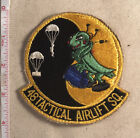 48th TAS Tactical Airlift Squadron USAF Patch 1970's