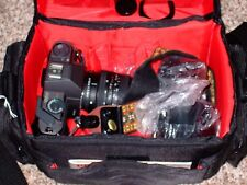 Pentax P30T 35mm SLR Film Camera Sigma 35-80 Lens with lots of extras!