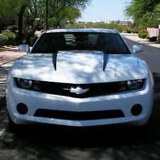 Decal Graphic Hood Spear Stripe Kit for Chevrolet Camaro Light Chrome Scoop Body