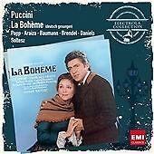 Puccini: La Bohème (Sung in German), Stefan Soltesz CD   5099972356227   New