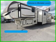 2018 Forest River Wildcat 383 MB New 5th Wheel RV Coach Towable Slide Mid Bunks