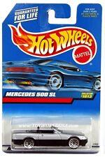 1999 Hot Wheels #1013 Mercedes 500 SL