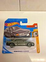 2020 Hot Wheels Nissan Skyline GT-R (BNR32) Short Card NIP