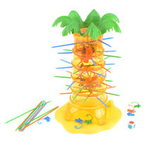 1 Set Falling Tumbling Monkey Board Game Toy Child Kids Party Funny Sticks Toy/