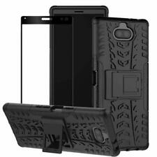 Sony Xperia 10 Plus Case Hybrid Heavy Duty Protection Shockproof Bumper Rugged