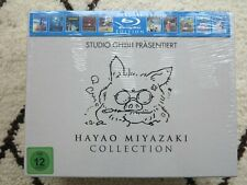 Hayao Miyazaki Collection (Blue-ray, 2016, Special Edition)
