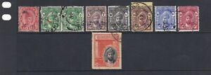 Zanzibar Stamp Mix As Scans (2 Scans)