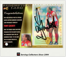 1997 Select Ultimate AFL Cards Redeemed Premiership Predictor Card Cc1 Adelaide