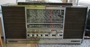 altes Radio GRUNDIG STEREO CONCERT-BOY 4000 Kassettenrecorder Weltempfänger