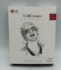 New listing Lg Tone Triumph Hbs-510 Wireless Bluetooth Stereo Headset - Black (Spg042889)