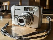 Pentax Optio 230 2 Mp Digital Camera with 3X Optical Zoom