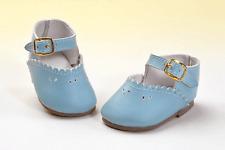 Zapato Merceditas Celeste