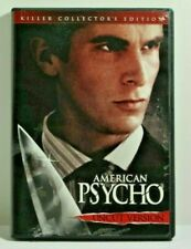 American Psycho (Dvd, 2005, Uncut) Pre-owned, Free Shipping