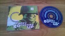 CD Pop Urban Dance Squad - Happy Go Fucked Up (4 Song) MCD VIRGIN REC sc