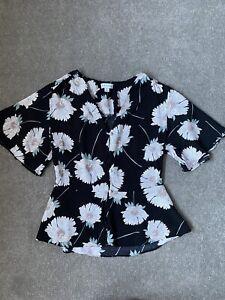 Warehouse floral blouse 12