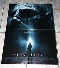AFFICHE CINEMA  2012 PROMETHEUS RIDLEY SCOTT FASSBENDER RAPACE THERON PEARCE