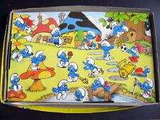 Smurf Smurfs Colorforms Play Set Vintage 1981 Peyo