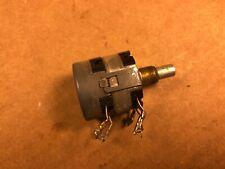 Vintage 1956 Clarostat Dual 5 meg ohm Guitar Amp Potentiometer Linear Taper (qty