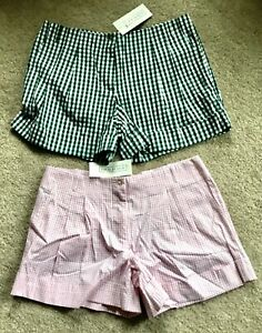 Lot of 2 Women's Ivedos Shorts Size S 4/6