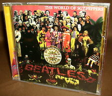 THE BEATLES THE WORLD OF SGT. PEPPER'S The Alternate Mixes CD NEW JPGR-1007