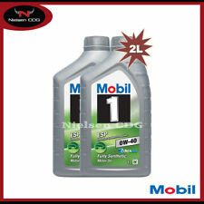 Mobil Multigrade Fully Synthetic Vehicle Engine Oils