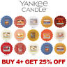 Yankee Candle Wax Tart Melts Scented - Free Delivery Multi-buy Discount Save 25%