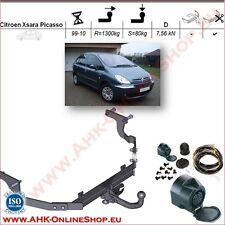 AHK ES13 Citroen Xsara Picasso Bj.1999-2010 Anhängevorrichtung Anhängerkupplung