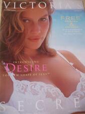 Victoria's Secret 2000 Resort Laetitia Casta sexy cover Heidi Klum + Tyra Banks