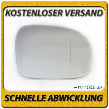 spiegelglas für MERCEDES VIANO W639 04-10 rechts asphärisch beifahrerseite