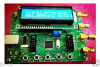 0-50Mhz AD9850 Dual Channel Sine Wave DDS Signal Source Generator+PC Software
