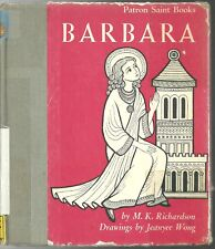 BARBARA - M.K. Richardson (Patron Saint Books) 1959