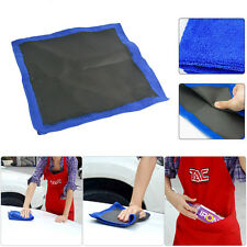 Nano-polymer Car Clay Towel Microfiber Detailing Cleaning Wash Cloth 12.6*11.8in