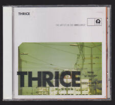 THRICE CD ALBUM THE ARTIST IN THE AMBULANCE S/S