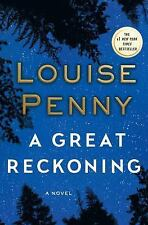 Chief Inspector Gamache Novel: A Great Reckoning 12 by Louise Penny (2016, Hardc
